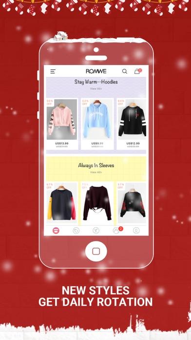 download ROMWE - Women's Fashion apps 1
