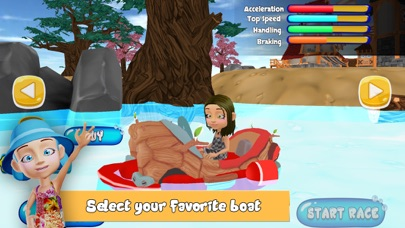 download Aqua Racing Boat Valley Pro apps 0