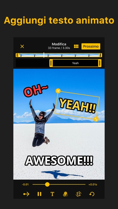 Screenshot of ImgPlay - GIF Maker4