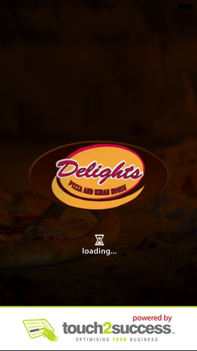 Delight Pizza And Kebab screenshot 1
