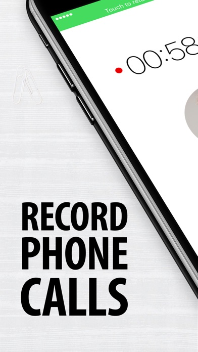 download Call Recorder for iPhone. appstore review