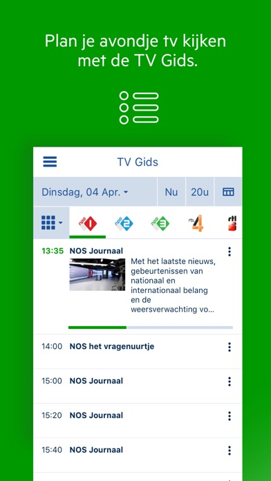 Download KPN Interactieve TV voor iPhone App