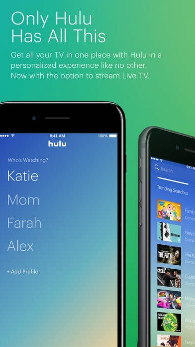 download Hulu: Watch TV Shows & Movies apps 3