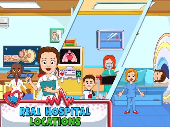 My Town : Hospital Screenshots