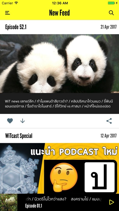 download WiTcast appstore review
