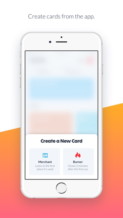 privacy card app