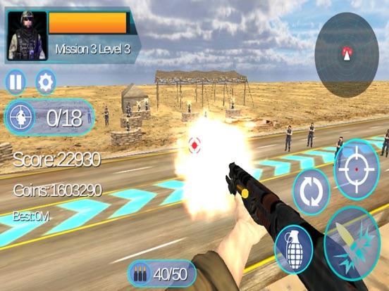 Командная война против террористов Скриншоты9