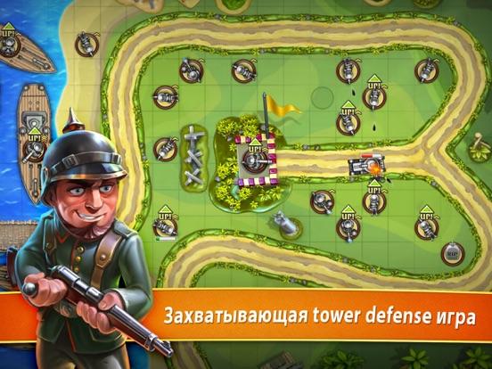 Солдатики - TD стратегия Скриншоты7