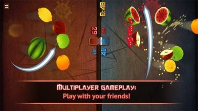 Fruit Ninja Classic Screenshot on iOS