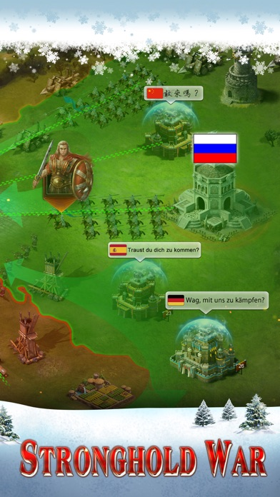 Clash of Kings: The West Screenshots