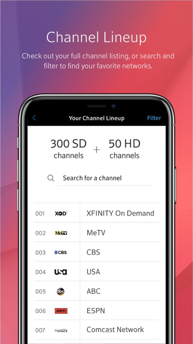 download XFINITY My Account apps 2
