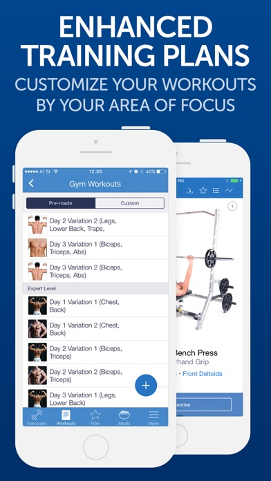 download Fitness Buddy: Gym Workouts appstore review