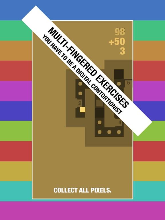 PixelMaze для iPad