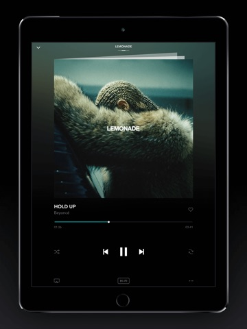 TIDAL screenshot 4