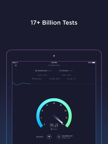 Speedtest by Ookla screenshot 2