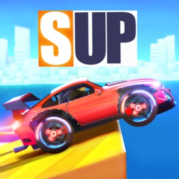 SUP Multiplayer Racing app for iphone