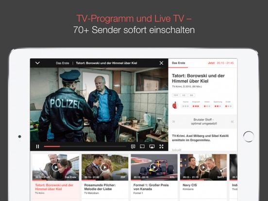 tv spielfilm tv programm app insight download. Black Bedroom Furniture Sets. Home Design Ideas