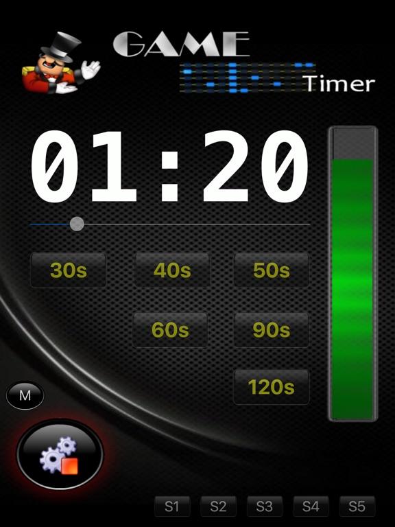 GameTimer Screenshots