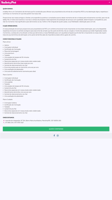 SafetyPet screenshot 2