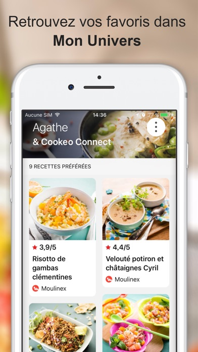 download Mon Cookeo apps 4