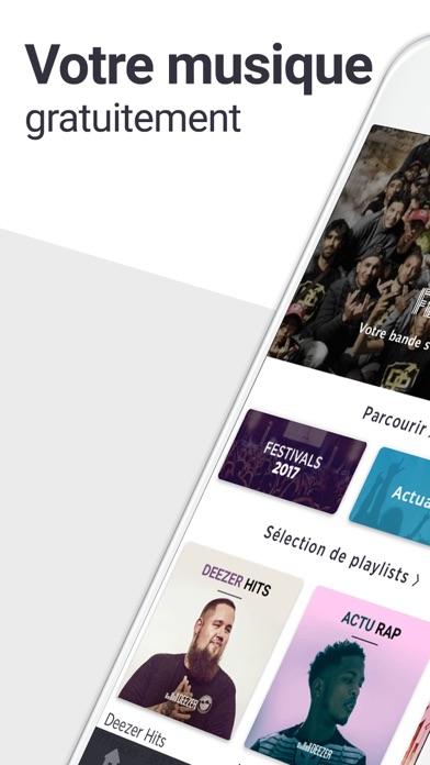 download Deezer: musique mp3 & chansons apps 2