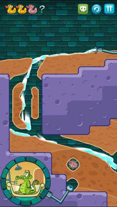 Крокодильчик Свомпи Скриншоты4
