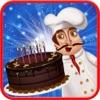 Baking Black Forest Cake Game