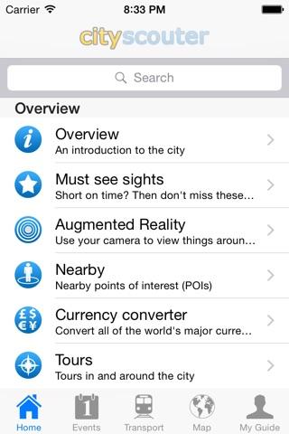 Athens Travel Guide Offline screenshot 3
