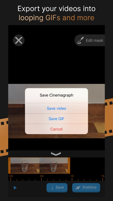 Cinemask Screenshot 4