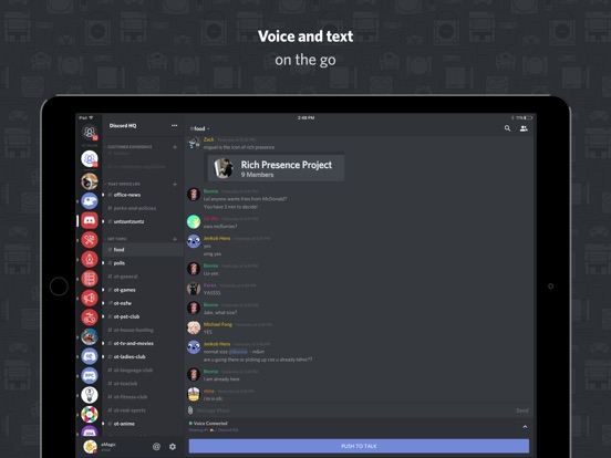 Discord Screenshots