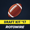 Roto Sports, Inc. - RotoWire Fantasy Football Draft Kit 2017  artwork
