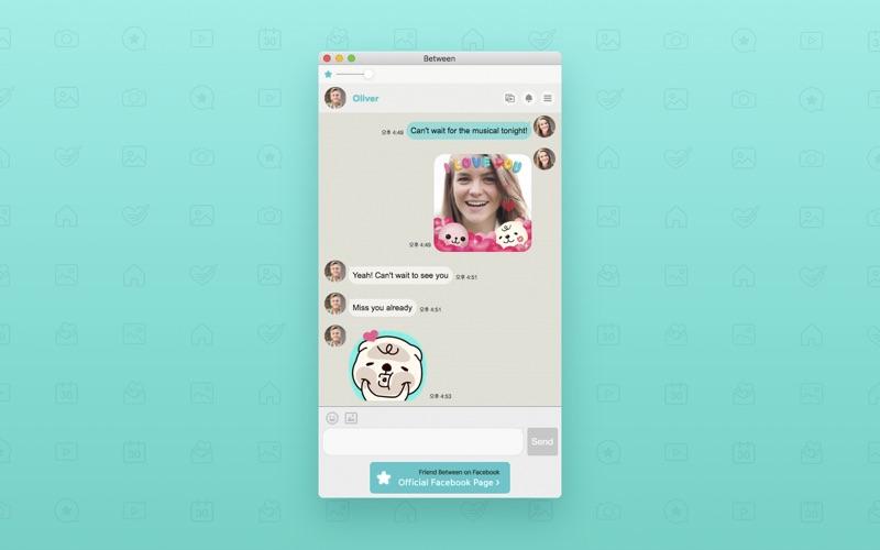Between, The App Couples Love 앱스토어 스크린샷