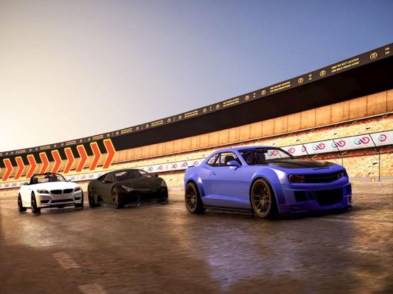 Король гонки: гоночный автомоб на iPad