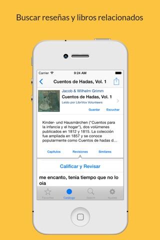 LibriVox Audio Books Pro screenshot 3