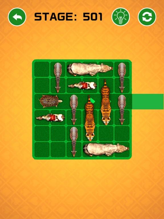 Animal Escapes Скриншоты10