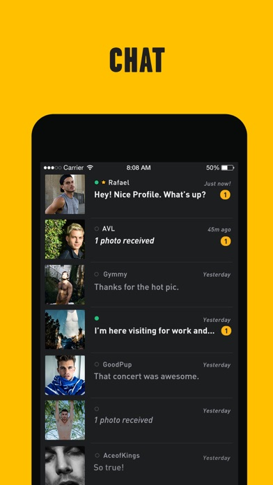 Grindr - Gay chat Version History