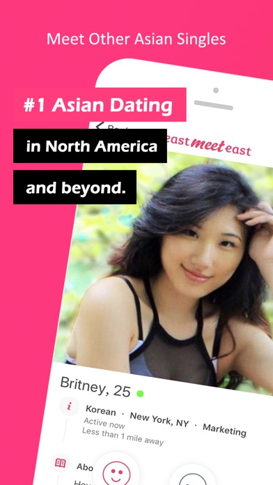 Asian american dating app
