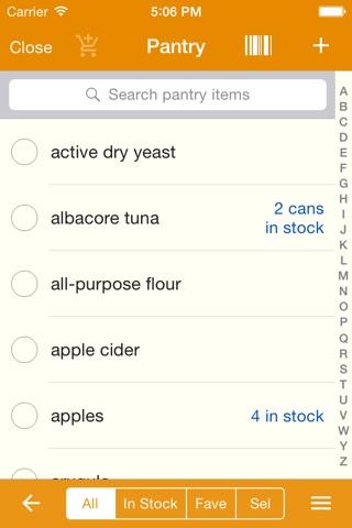 MealBoard screenshot 4