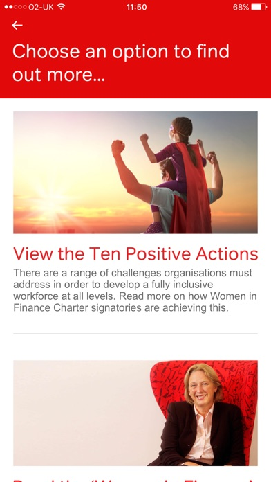 Women in Finance Charter screenshot 2
