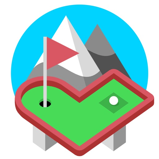 Vista Golf app for ipad