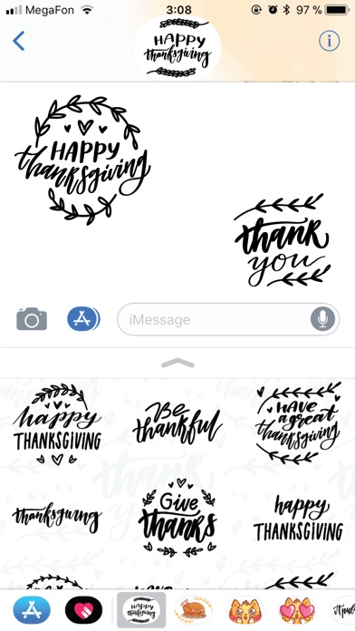 Thanksgiving calligraphy app download android apk