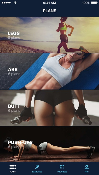 download 30 Day Full Fitness Challenge appstore review