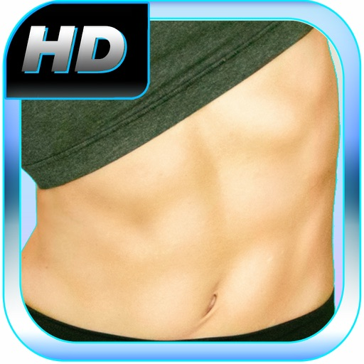 最好腹肌健身 Best Abs Fitness app icon图