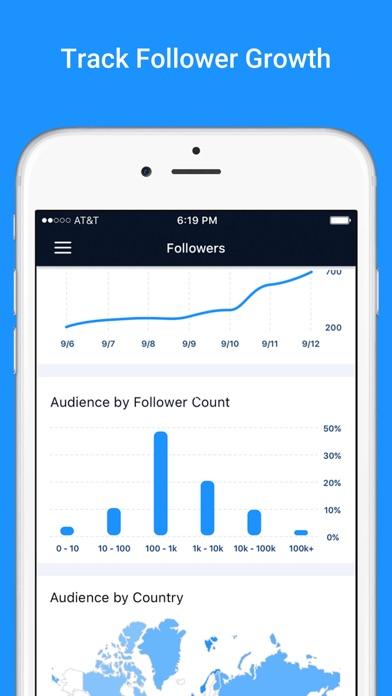 download Followers + EA - Analytics for Instagram apps 0