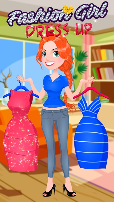 Style me dress up games