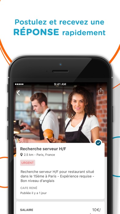 download CornerJob - Offres d'Emploi apps 3