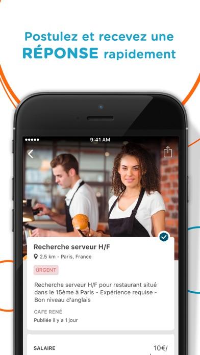 download CornerJob - Offres d'Emploi apps 2