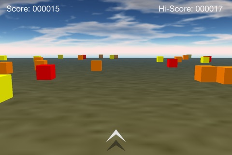 Cube Runner screenshot 3