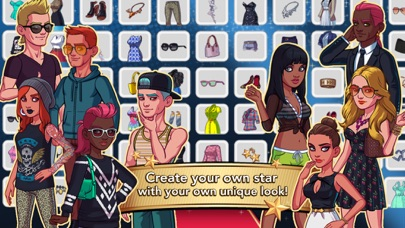 Screenshots of Stardom: Hollywood for iPhone