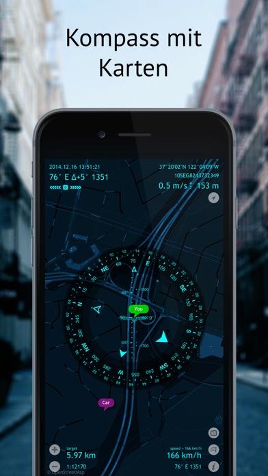 Commander Compass Screenshot
